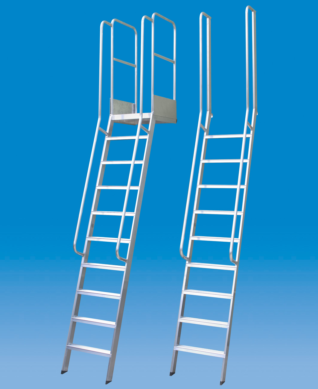 Anteprime scale per ballatoio troviamo tutte le - Scale per soppalchi ...